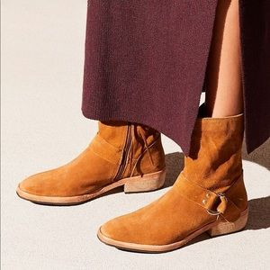 Free people Vienna ankle boots